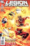 Legion Of Super-Heroes Vol 6 #15