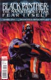 Black Panther The Man Without Fear #521 (Fear Itself Tie-In)