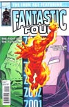 Iron Age #2 Fantastic Four By Ron Frenz Cover