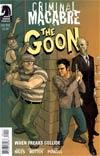 Criminal Macabre The Goon When Freaks Collide Regular Fiona Staples Cover