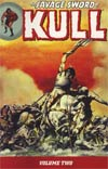 Savage Sword Of Kull Vol 2 TP
