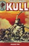 Savage Sword Of Kull Vol 2 TP