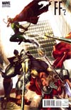 FF #2 Incentive Thor Goes Hollywood Variant Cover