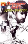 Danger Girl And The Army Of Darkness #1 Incentive Paul Renaud Sketch Cover