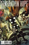 Generation Hope #7 Incentive Thor Goes Hollywood Variant Cover