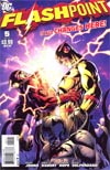 Flashpoint #5 Regular Andy Kubert Cover