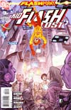 Flashpoint Kid Flash Lost Starring Bart Allen #3