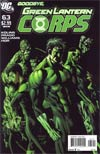 Green Lantern Corps Vol 2 #63 Regular Tyler Kirkham Cover (War Of The Green Lanterns Epilogue)