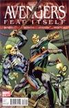 Avengers Vol 4 #16 (Fear Itself Tie-In)
