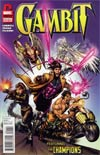 Gambit From The Marvel Vault #1
