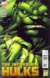 Incredible Hulks #635 Regular Paul Pelletier Cover