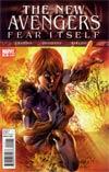 New Avengers Vol 2 #15 (Fear Itself Tie-In)