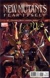 New Mutants Vol 3 #29 (Fear Itself Tie-In)