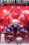 Ultimate Comics Fallout #5 Regular Adam Kubert Cover (Death Of Spider-Man Tie-In)