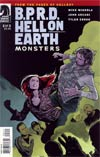 BPRD Hell On Earth Monsters #2