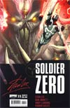 Stan Lees Soldier Zero #11 Regular Trevor Hairsine Cover