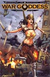 War Goddess #2 Regular Matt Martin Cover