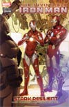Invincible Iron Man Vol 6 Stark Resilient Book 2 TP