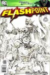 Flashpoint #2 Incentive Andy Kubert Sketch Cover