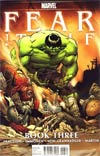 Fear Itself #3 Incentive Giuseppe Camuncoli Variant Cover
