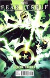 Fear Itself #3 Incentive Stuart Immonen Variant Cover