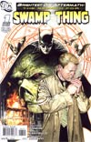 Brightest Day Aftermath The Search For Swamp Thing #1 Incentive JG Jones Variant Cover