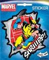 Wolverine Shriiiippp! Die-Cut Sticker (45186S)
