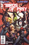 Birds Of Prey Vol 3 #1 1st Ptg