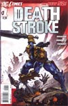 Deathstroke Vol 2 #1 1st Ptg