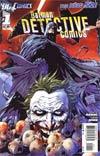 Detective Comics Vol 2 #1 1st Ptg