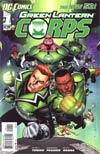 Green Lantern Corps Vol 3 #1 1st Ptg