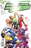 Green Lantern New Guardians #1 1st Ptg