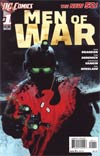 Men Of War Vol 2 #1 1st Ptg