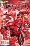 Red Lanterns #1 1st Ptg