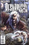 Resurrection Man Vol 2 #1 1st Ptg