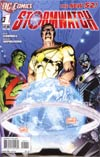 Stormwatch Vol 3 #1 Cover A 1st Ptg