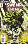Swamp Thing Vol 5 #1 1st Ptg