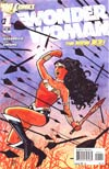 Wonder Woman Vol 4 #1 1st Ptg