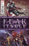 Fear Itself #6 Regular Steve McNiven Cover