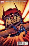 Secret Avengers #17 Regular John Cassaday Cover
