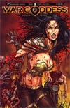 War Goddess #3 Variant Gore Cover