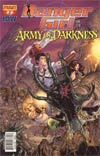 Danger Girl And The Army Of Darkness #2 Regular Nick Bradshaw Cover