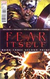 Fear Itself #3 2nd Ptg Steve McNiven Variant Cover