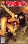 Vampirella Vol 4 #8 Regular Fabiano Neves Cover