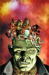 Frankenstein Agent Of S.H.A.D.E. #2
