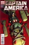 Captain America Vol 6 #4 Regular Steve McNiven Cover