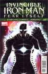 Invincible Iron Man #509 (Fear Itself Tie-In)