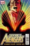 Secret Avengers #18 Regular John Cassaday Cover