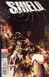 S.H.I.E.L.D. Vol 3 #3 Regular Gerald Parel Cover