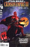 Star Wars Crimson Empire III Empire Lost #1 Regular Dave Dorman Cover